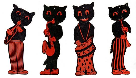 Black Cat Musicians (1 of 2)