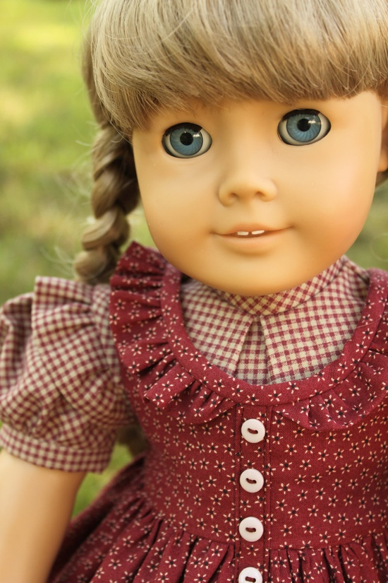 "Dress ""Prairie Pretty"" --another beautiful Prairie dress"