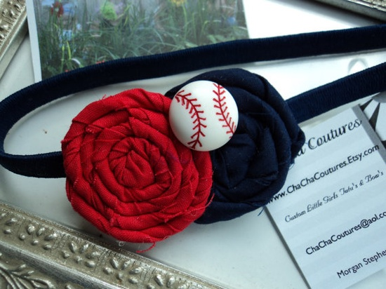 I love this baseball headband - $6.00