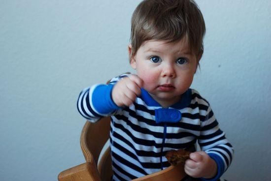 Baby breakfast ideas.