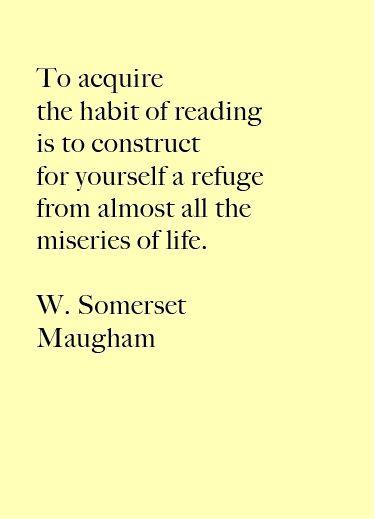 Read. Think.