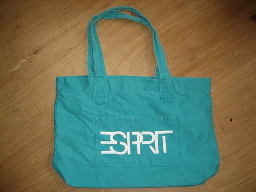 The bag I carried to school every day of 7th grade.
