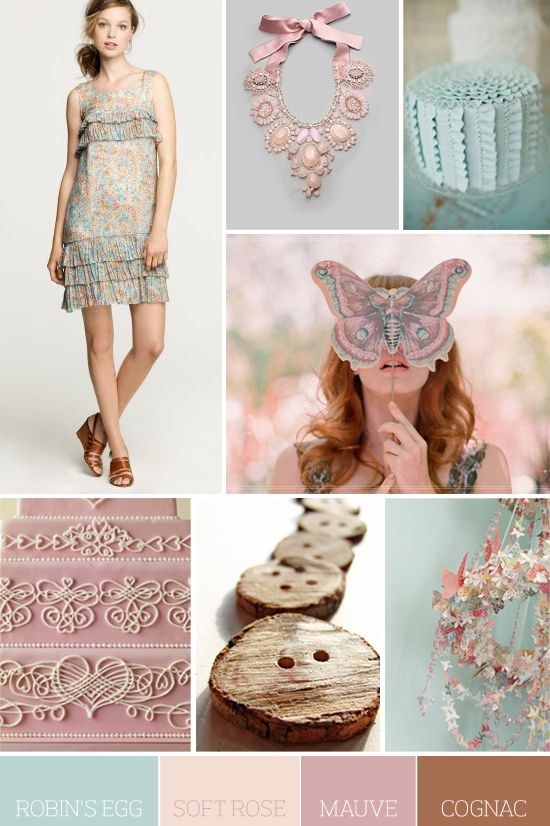 Love these gorgeous pastel colours