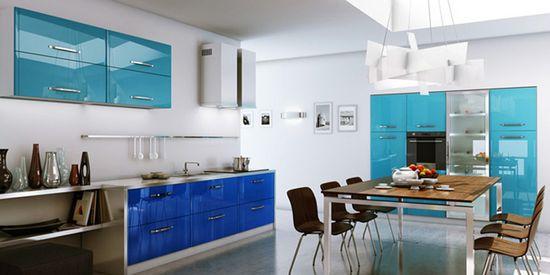 The latest edition 2013: Minimalist Kitchen Design Ideas