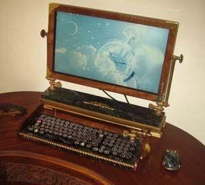 steampunk computer