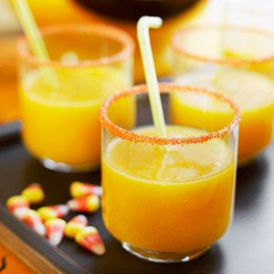 Spooky Spirits Halloween Party Punch