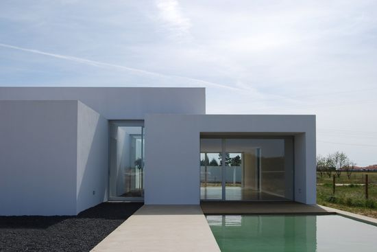 #architecture : House in Alpiarça / GGLLatelier