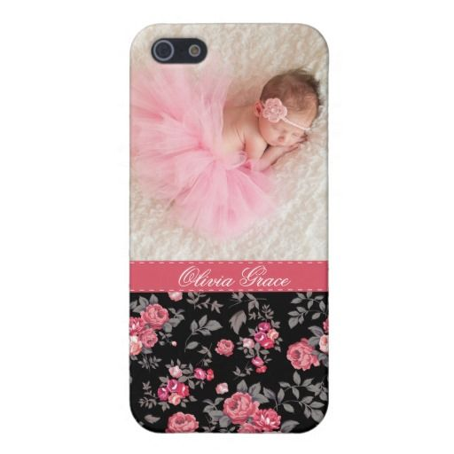 Customizable Vintage Rose iPhone Case #iphone #gift