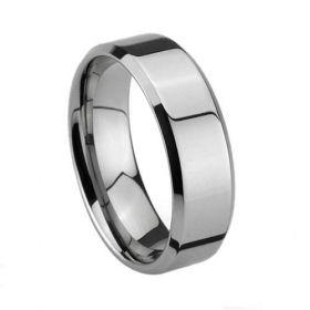 Fashion Tungsten+Titanium Ring  Price:$94.00–Groom's ring