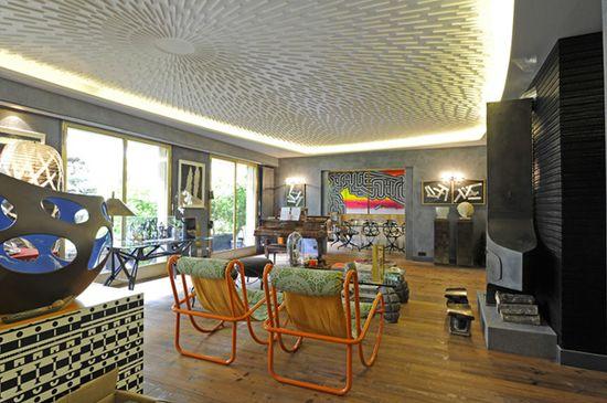 Fabrice Ausset modern interiors design