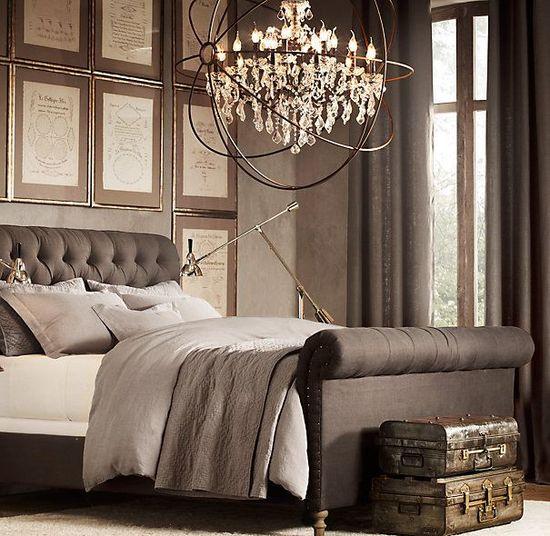 RH Bedroom Furniture