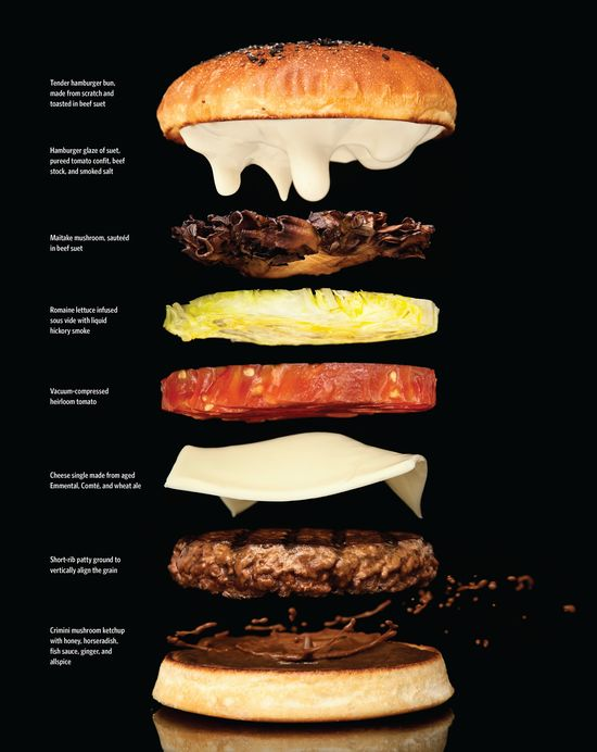 modernist burger