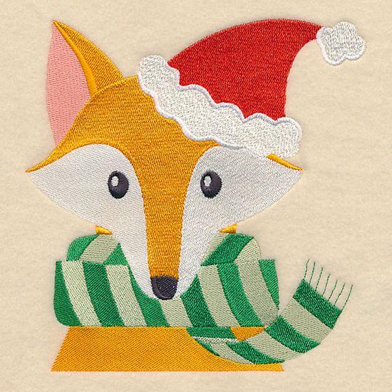 Very Merry Fox