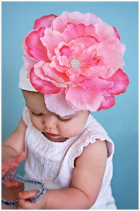 PinkBowtique : Baby Headbands, Infant Hair Bows, Girls Hair Bows for your Little