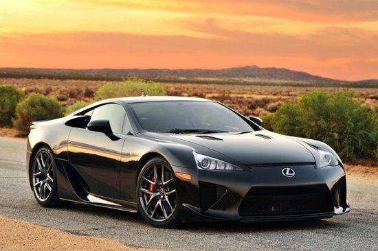 2012 Lexus #celebritys sport cars #luxury sports cars