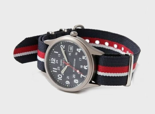 Ships Jet Blue Army Watch