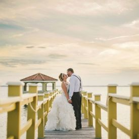 A beautiful beach wedding at the Outerbanks!