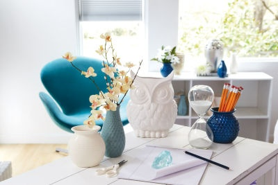 Home Accent Containers- Home Office