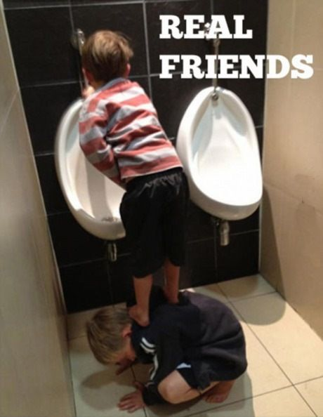 My brother's friend…..
