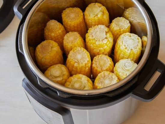 Instant Pot Corn on the Cob Recipe | Food Network Kitchen | Food Network