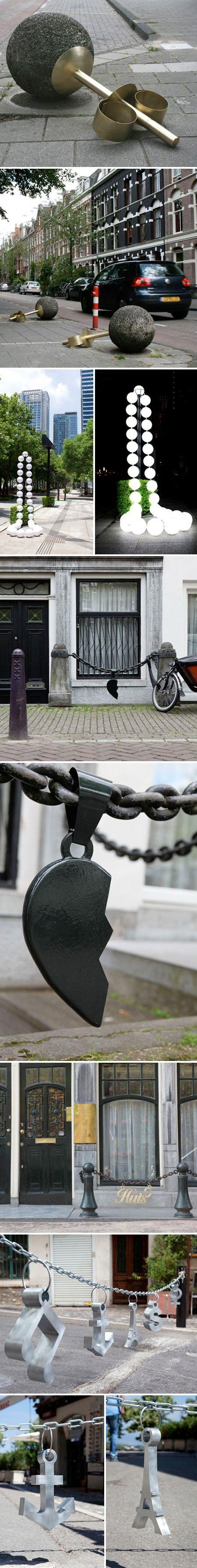 Jewels in the city – Amsterdam – Liesbet Bussche – Liesbet Bussche is a street a