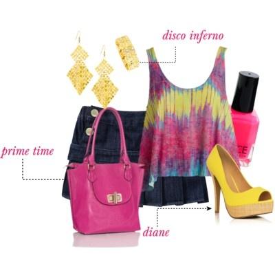 Primetime tote #handbags