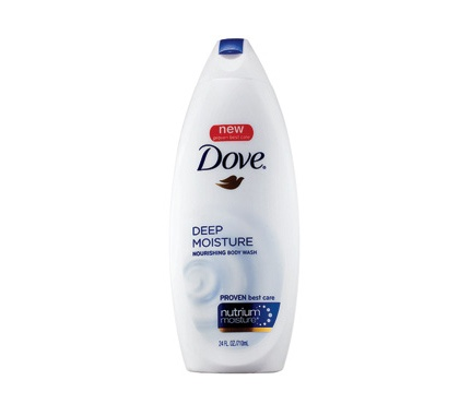 Best Hydrating Wash: Dove Deep Moisture Nourishing Body Wash, $7 #HealthyBeautyAwards #SelfMagazine