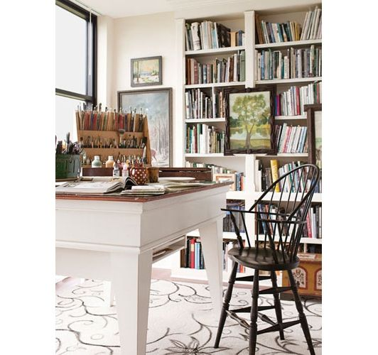 Home Office Ideas - Home and Garden Design Idea's