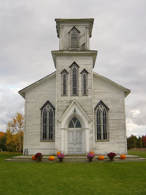 country church...