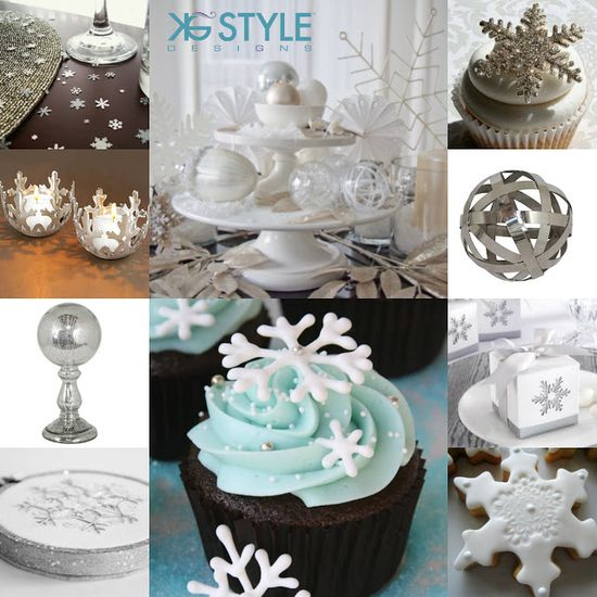 Featured Item Fridays: Holiday Event Inspiration Board