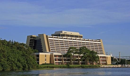 Disney Resorts - Contemporary Resort