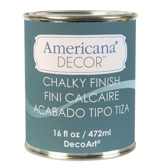 DecoArt Americana Decor 16-oz. Treasure Chalky Finish at The Home Depot
