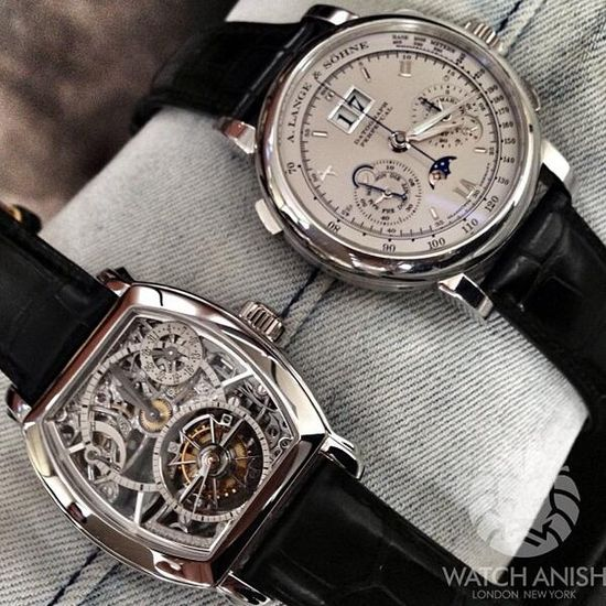 @Vacheron1755 Maltese Tourbillon & @LangeSoehne Datograph Perpetual. Which would you choose and why?! pic.twitter.com/0nJE3ARx39