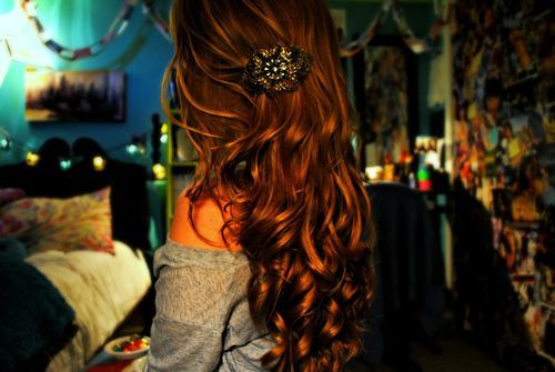 I wish I could get my hair to look like that!