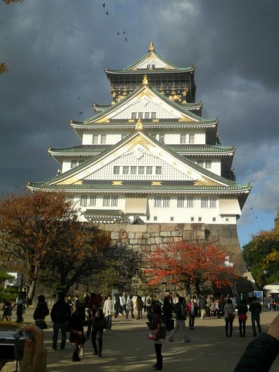 Osaka Castle ??? or ???,, ?saka-j?