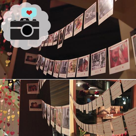Milonga: Varal de fotografias