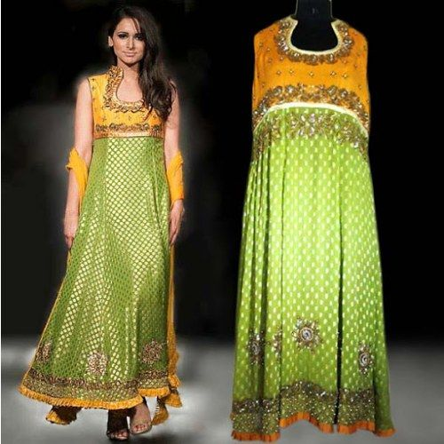 Crystal Worked Designer Replica Fashon Bollywood Salwar Suit