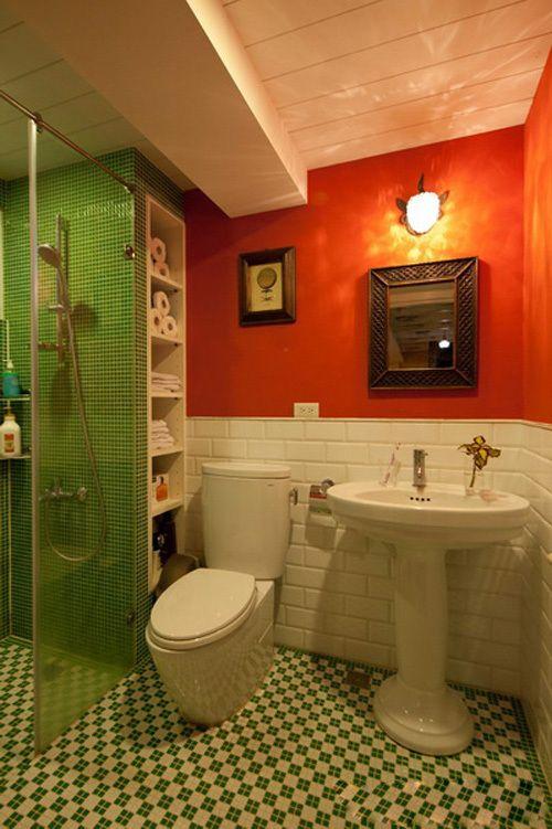 bathroom decoration ~~~~