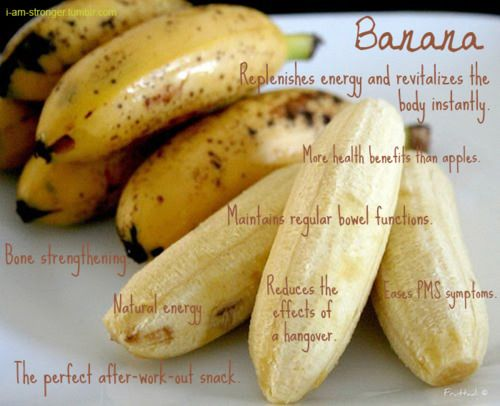 eat more Bananas