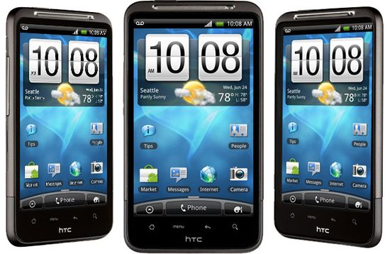 HTC Inspire - possibly the best phone, EVER!