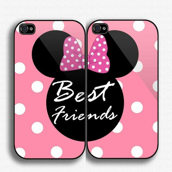 Best friend phone case