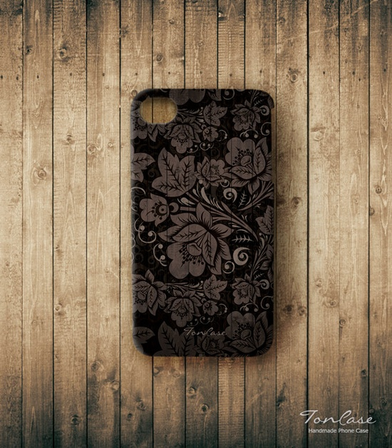 iphone 4s case, TonCase on Etsy