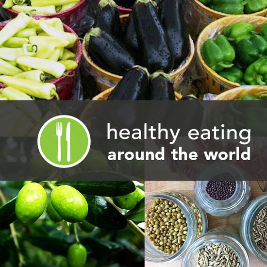 enter description here10 SURPRISING, HEALTHY EATING HABITS FROM AROUND THE WORLD