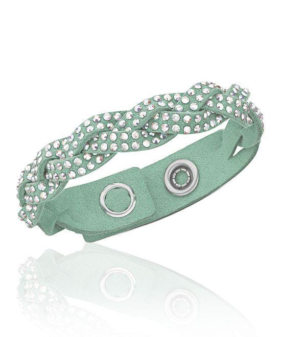 Turquoise Slake Braided Bracelet