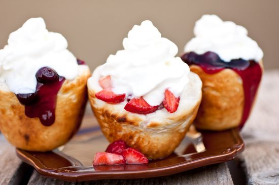 Campfire Tarts – these are seriously cool!