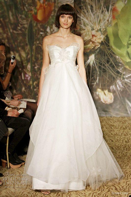 jenny lee bridal 2012
