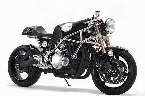 Cafe Racer - travel with style