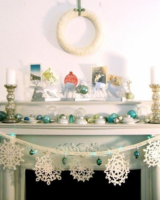 Vintage Christmas ornaments - ideasforho.me/... -  #home decor #design #home decor ideas #living room #bedroom #kitchen #bathroom #interior ideas