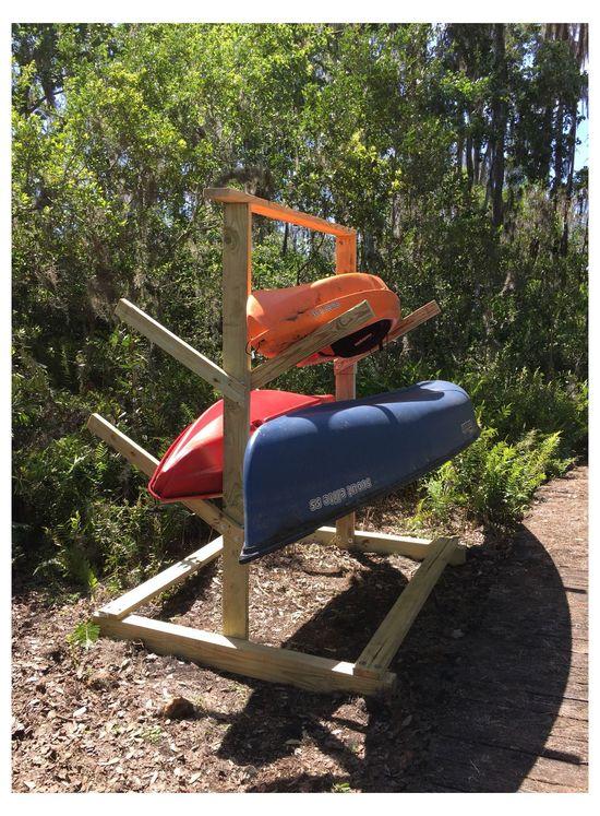 Kayak stuff  Board