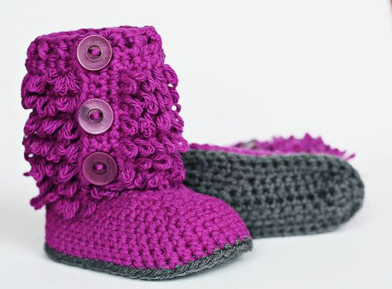 Baby Boots...